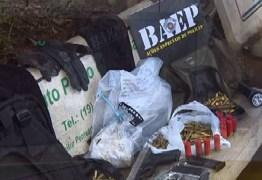 SE DERAM MAL: Policia Militar mata sete assaltantes que se preparavam para explodir caixas eletrônicos