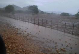 SEGUNDA AESA: Chove em 14 cidades do Sertão da Paraíba no dia de São José