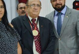 Câmara de JP celebra o 'Dia do Ouvidor' e homenageia o cientista político Rubens Pinto Lyra