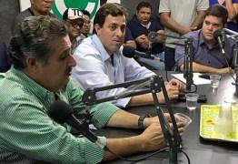 Arnaldo Monteiro declara apoio a pré-candidatura de Gervásio Maia à Câmara Federal