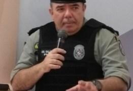 """Comandante da PM diz que Cássio faz """"convite"""" a bandidos e desrespeita PM da Paraíba"""