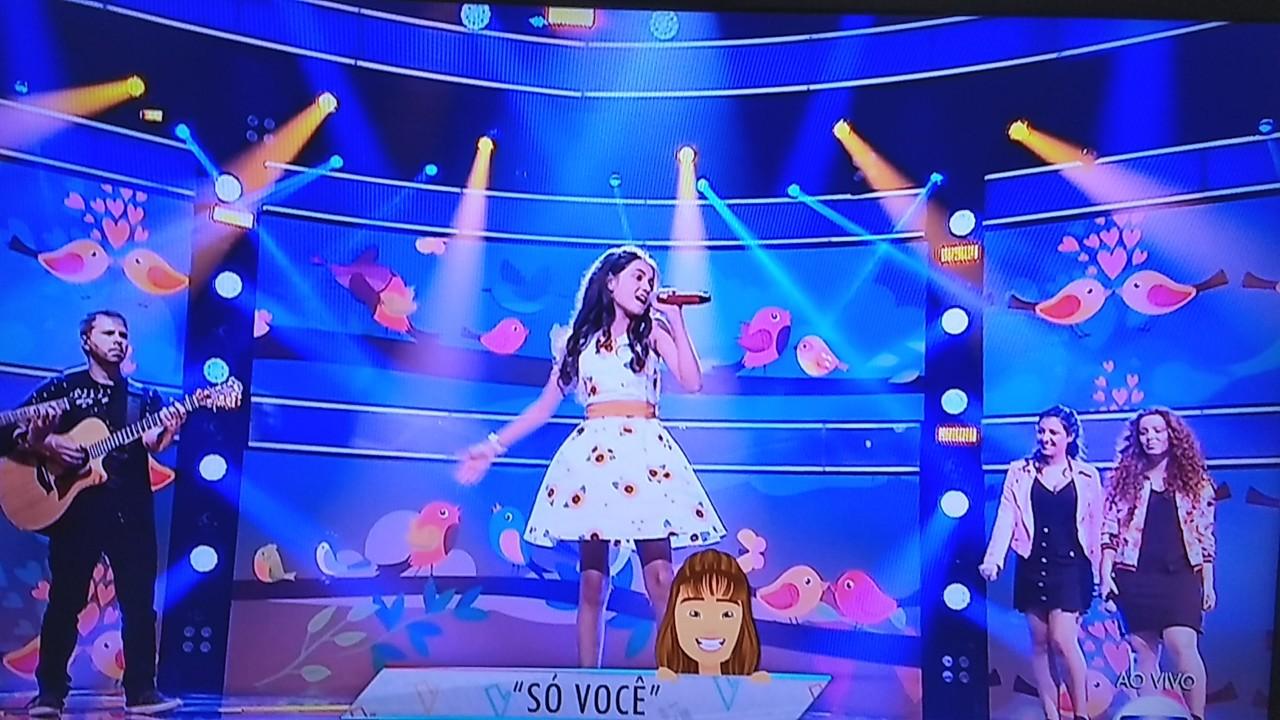 IMG 20180325 135658462 HDR - THE VOICE KIDS: paraibanas Mariah e Hanna foram classificadas para a semifinal do programa - VEJA OS VÍDEOS