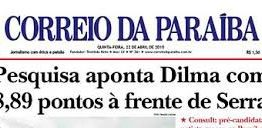 RESISTIMOS E CRESCEMOS: Não faltou quem previsse o fechamento do jornal Correio da Paraíba – Por Roberto Cavalcanti