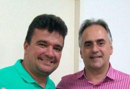 Prefeito de São Miguel de Taipu anuncia apoio a Lucélio Cartaxo para o Governo