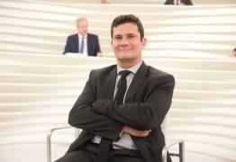O MECANISMO: Sérgio Moro revela que acompanha série sobre a Lava-Jato e minimiza críticas à obra