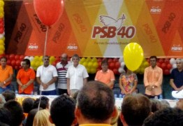 EXPECTATIVA: PSB agenda festa no Clube Cabo Branco para o dia 5 de Abril e não revela os motivos