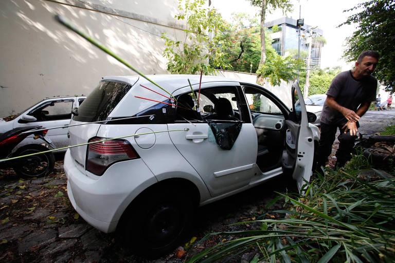 WhatsApp Image 2018 03 18 at 11.37.46 - IMAGENS FORTES: Novas fotos mostram Marielle e Anderson mortos dentro do carro