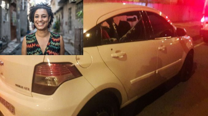 WhatsApp Image 2018 03 18 at 11.39.09 - IMAGENS FORTES: Novas fotos mostram Marielle e Anderson mortos dentro do carro