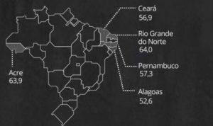 arte estatica mes a mes va 1 e1521710674452 300x178 - VIOLÊNCIA: Brasil registra quase 60 mil pessoas assassinadas em 2017, 1 homicídio a cada 9 minutos