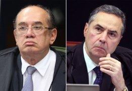 Depois de bate-boca no STF, ministro Barroso envia ofício à Carmen Lúcia negando acusação de Gilmar