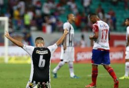 Botafogo-PB e Bahia fazem jogo de vida ou morte pela Copa do Nordeste