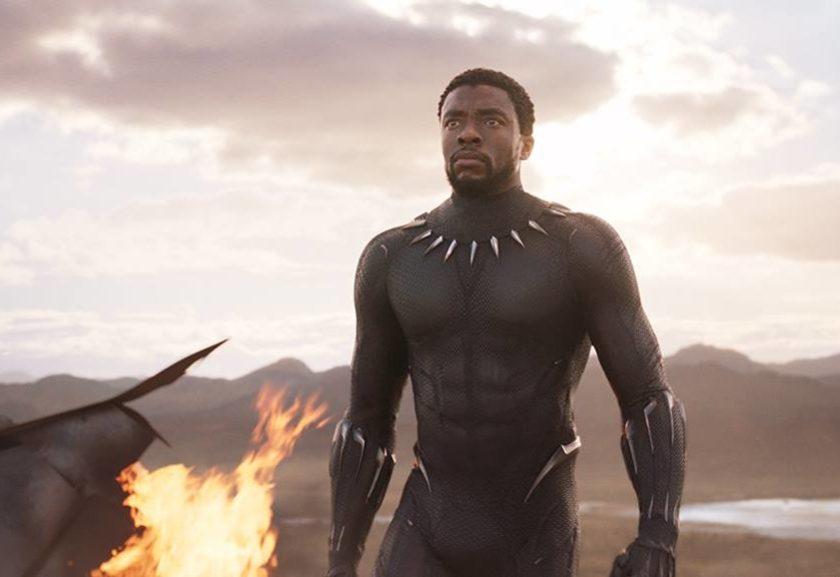 black panther4 pantera negra - Pantera Negra bate recorde de filme mais citado na história do Twitter