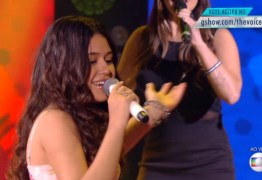 TALENTOS: Paraibanas Eduarda Brasile Mariah Yohana passam para a próxima fase do The Voice Kids – VEJA VÍDEOS