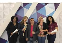 VEJA VÍDEO: Master News reúne jornalistas para debaterem desafios das mulheres na sociedade