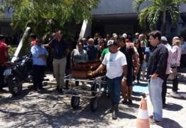 Corpo da jornalista Nelma Figueiredo é enterrado em João Pessoa