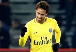 Cirurgia em pé direito de Neymar termina e é bem-sucedida