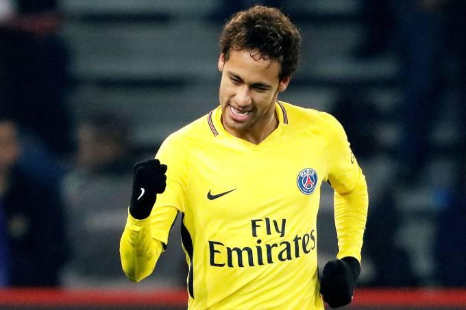 esporte futebol campeonato frances neymar psg 20180203 002 copy - Ronaldo sobre ida de Neymar ao Real Madrid: 'É impossível agora'