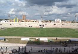 CAMPE PARAIBANO: FPF altera para as 19h o jogo entre Treze x Botafogo-PB