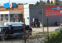 Ataque terrorista em supermercado na França deixa vítimas -VEJA VÍDEO