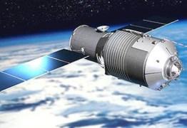 Estação espacial chinesa deve cair sobre a Terra no feriado de Páscoa