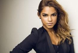 Cantora paraibana Lucy Alves grava musica tema da nova novela da Globo