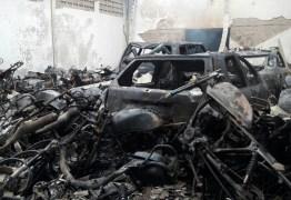 Incêndio atinge depósito judicial e destrói documentos e veículos em São José de Piranhas