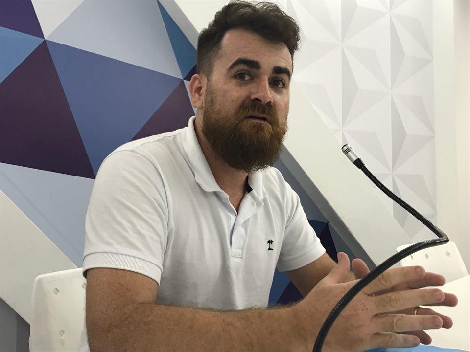 jonatan da silva entrevista master news educação escola cidadã - VEJA VÍDEO: Jonatan da Silva comenta sucesso da inclusão do ensino integral na Paraíba