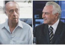 OPERAÇÃO SKALA: PF acha ligação direta entre propinas do coronel Lima e Temer