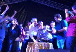 Raimundo Lira é aplaudido durante solenidades em Cajazeiras e São José de Piranhas