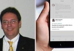 Executivo é demitido após comentário machista no Twitter