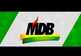 DEBANDADA: MDB perde três deputados para o PRB, mas deve ganhar dois vereadores de JP