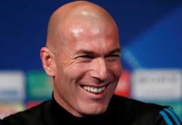 Zidane deixará Real Madrid, que já escolheu substituto, diz jornal