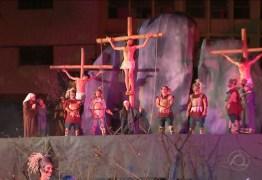 Espetáculos da Semana Santa acontecem a partir desta terça, na PB