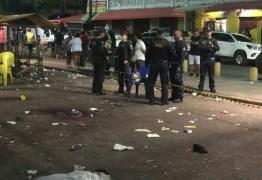 TERROR: Ataques simultâneos em Fortaleza deixam 7 mortos e 7 feridos