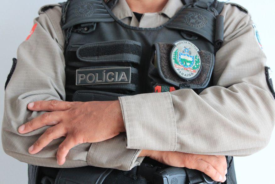pm2 foto walla santos - Policial militar é preso acusado de atirar em vizinho, na Paraíba
