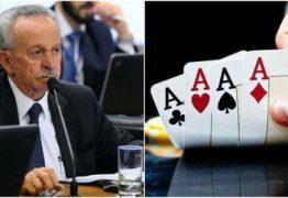 CCJ do Senado rejeita projeto sobre legalização de jogos de azar