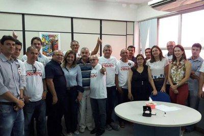 sindifisco greve marco - Após assembleia, servidores do Sindifisco-PB decidem por greve geral