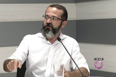 tarcio teixeira tambau - Tárcio Teixeira se manifesta contra título de cidadão pessoense a Bolsonaro: 'presidente entreguista e antipatriota'