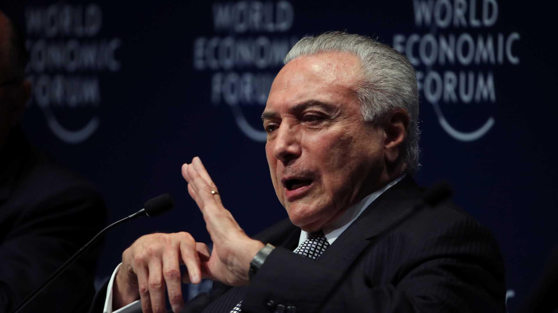 temer 2 - A mesada de 340 mil reais a Michel Temer