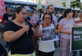 Em vigília na PB, tia de vereadora assassinada no RJ diz que outras Marielles virão