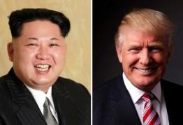 Kim Jong-un e Donald Trump marcam encontro e surpreendem o mundo