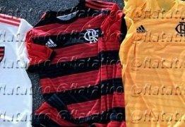 Imagens das novas camisas do Flamengo vazam na web; confira