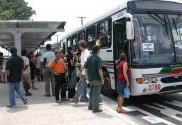 SEM COMBUSTÍVEL: frota de ônibus urbanos de João Pessoa terá 25% menos veículos nas ruas