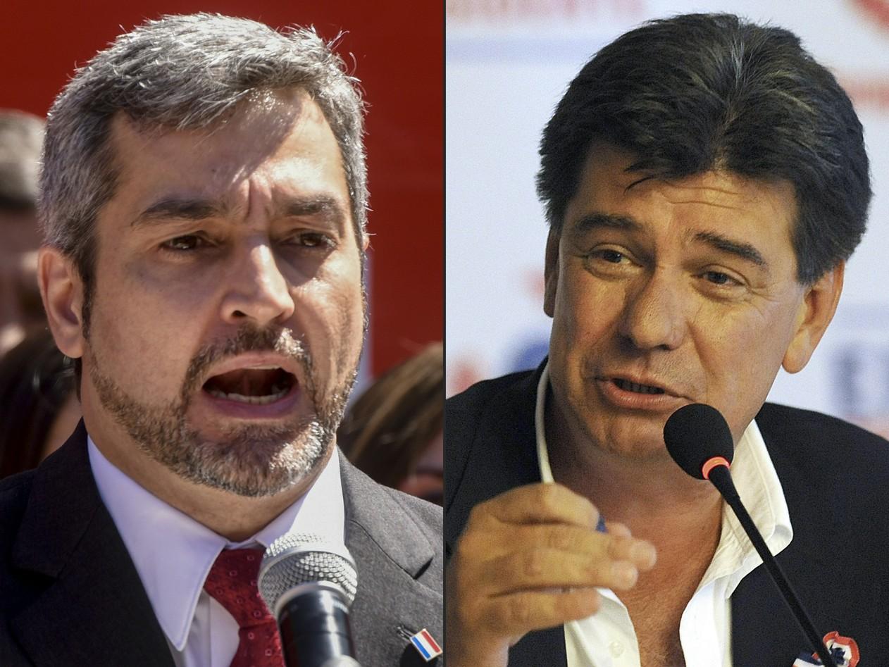 000 1462v7 - Paraguai escolhe presidente hoje com candidato de direita como favorito