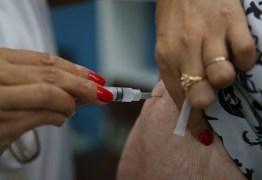 Campanha nacional de vacinação contra a gripe começa nesta segunda