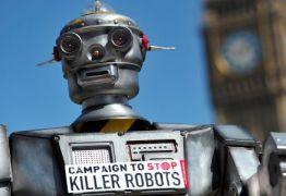'Robôs assassinos' não são mais ficção científica