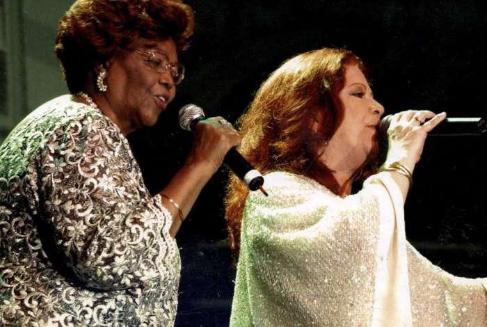 1 ivone 6456079 - Morre aos 97 anos cantora Dona Ivone Lara