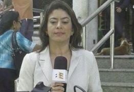 DE VOLTA PRA CASA: Edleide Vilaça assume o lugar de Carla Visani na Correio- VEJA VÍDEO