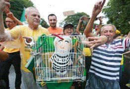 """MBL convoca """"CarnaLula"""" no Masp para comemorar prisão do ex-presidente"""