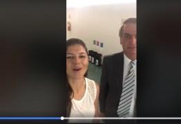 Brasiliense engana Bolsonaro em vídeo e vira sensação na web -ASSISTA